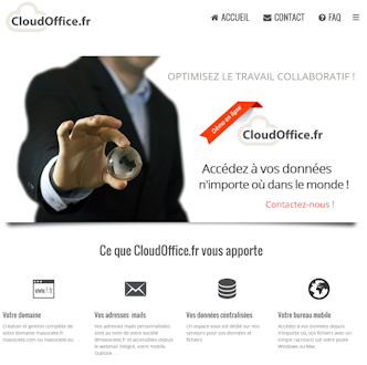 Site Web CloudOffice.fr