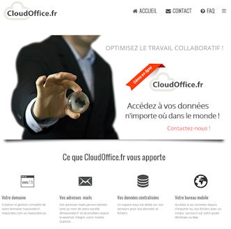 Site Web CloudOffice.fr