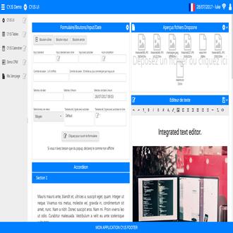 CYJS Framework Javascript Multilingue